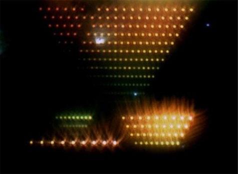 Gouden nano-antenne