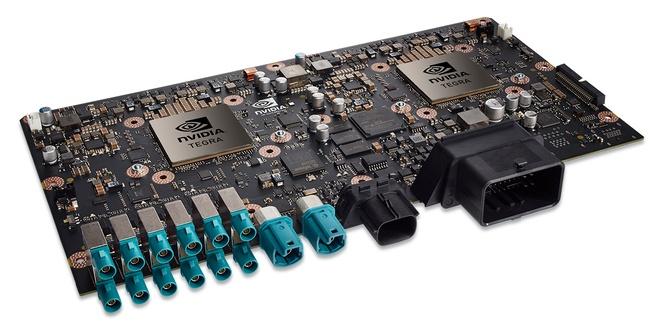 Nvidia Drive PX2 AI