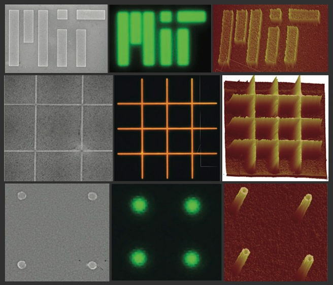 Nanokristallen van MIT