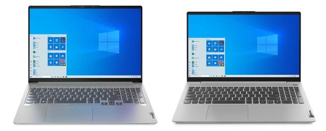 Lenovo IdeaPad 5 Pro en IdeaPad 5