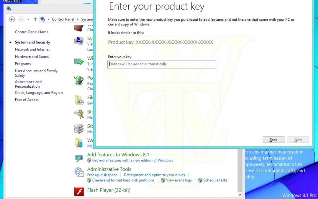 Windows 8.1 GDR1 WZOR leak