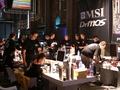 MSI Overklok Challenge 2008 - Nog enkele minuten te gaan