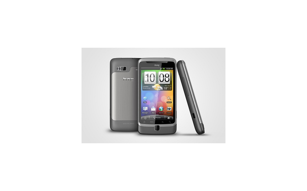 HTC kondigt Desire HD en Desire Z aan