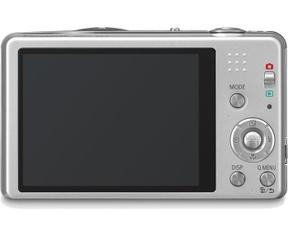 Panasonic Lumix DMC-SZ1 Zilver