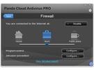 Panda Cloud an/tivirus 2.0.0 screenshot