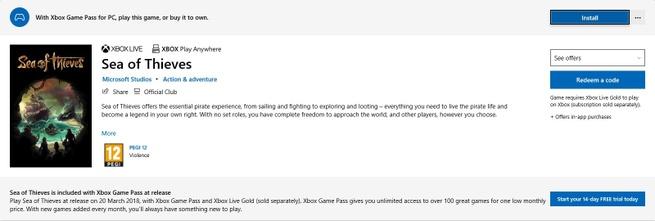 Xbox Game Pass voor de pc