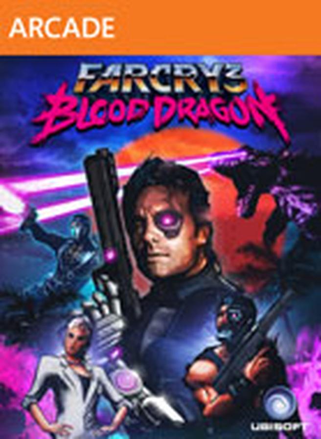 Box Far Cry 3: Blood Dragon