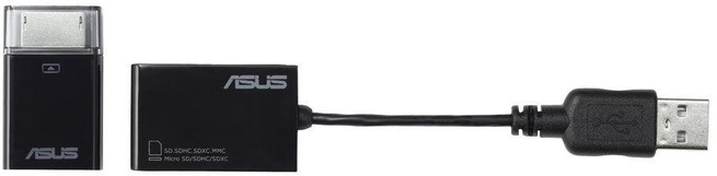 how to connect external usb to vivotab asus
