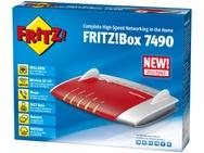 AVM FRITZ!Box 7490 Edition International
