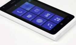 Nokia Lumia 900: sterven in schoonheid