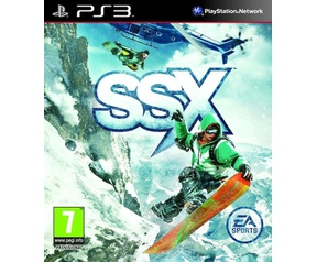 SSX, PS3