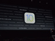 Apple iOS 10 (1/2)