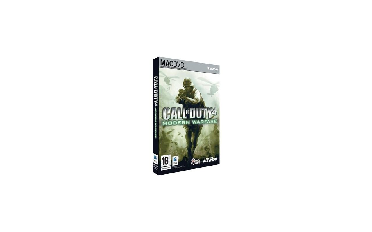 Call of Duty 4 Modern Warfare, Xbox 360