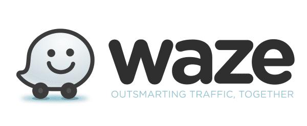 Waze logo breed