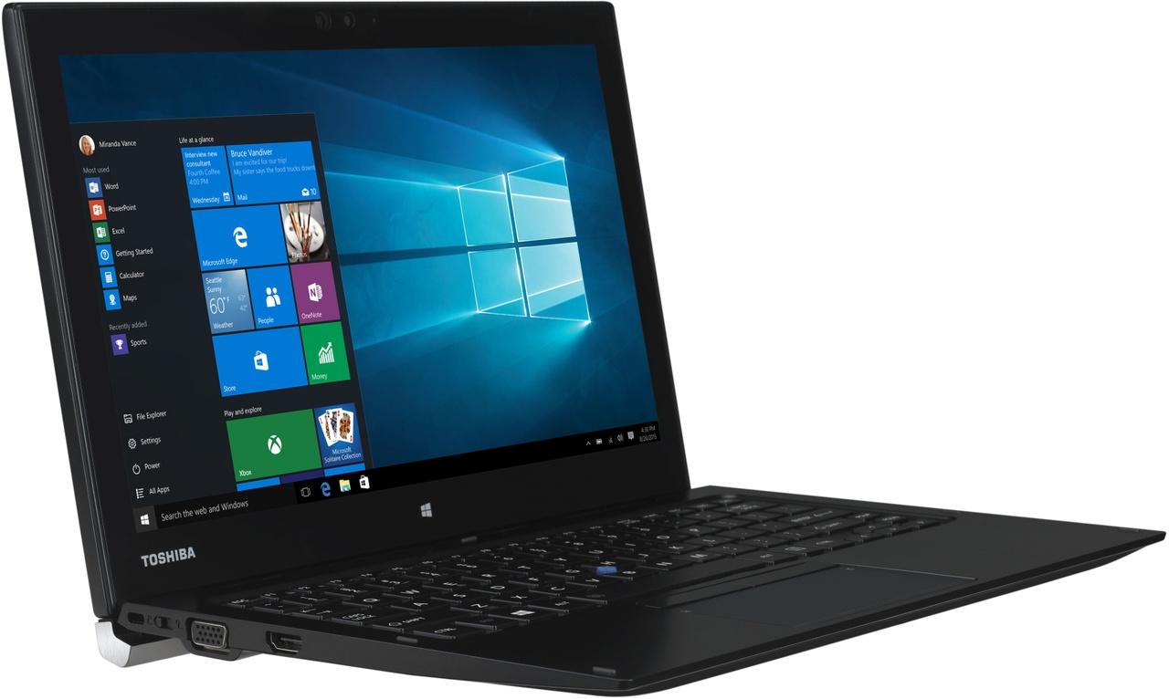 """مشخصات، قیمت و خرید تبلت Toshiba Z20t-C 12.5"""" m5 6Y57 8 - 256 Intel 515 Bestlaptop4u.com"""