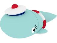 Goedkoopste Emtec M337 Sailor Whale 8GB Wit