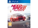 Need for Speed Payback, PlayStation 4