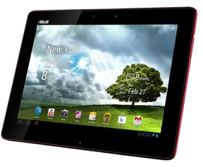 Asus Transformer Pad 300T 3G 32GB Rood