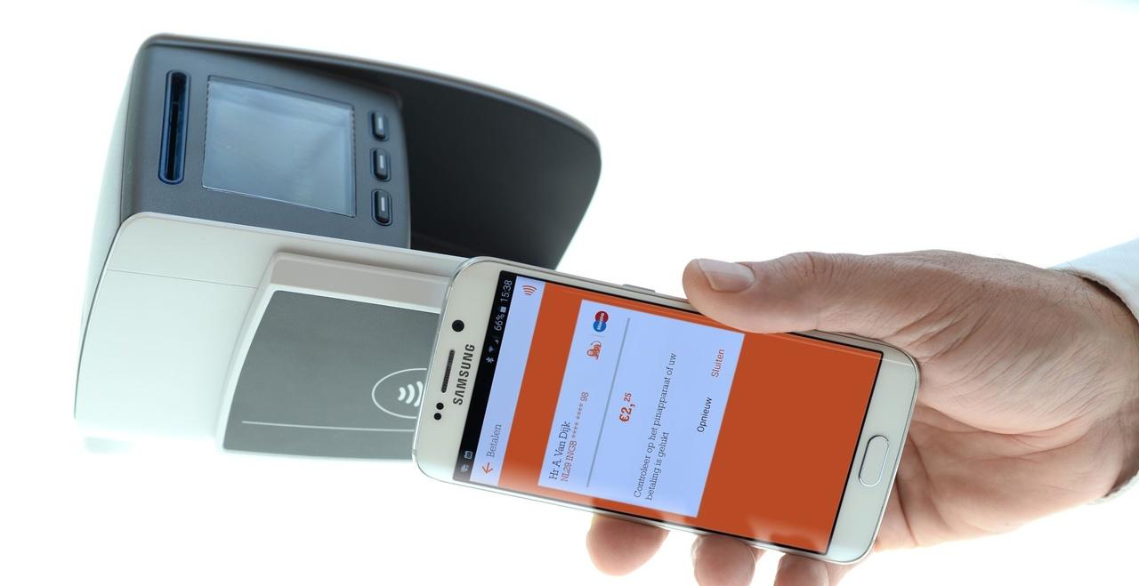 0d29939c5b6 Klanten ING kunnen Android-telefoon gaan gebruiken voor contactloos ...