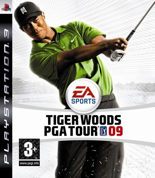 Tiger Woods PGA Tour 09, Xbox 360