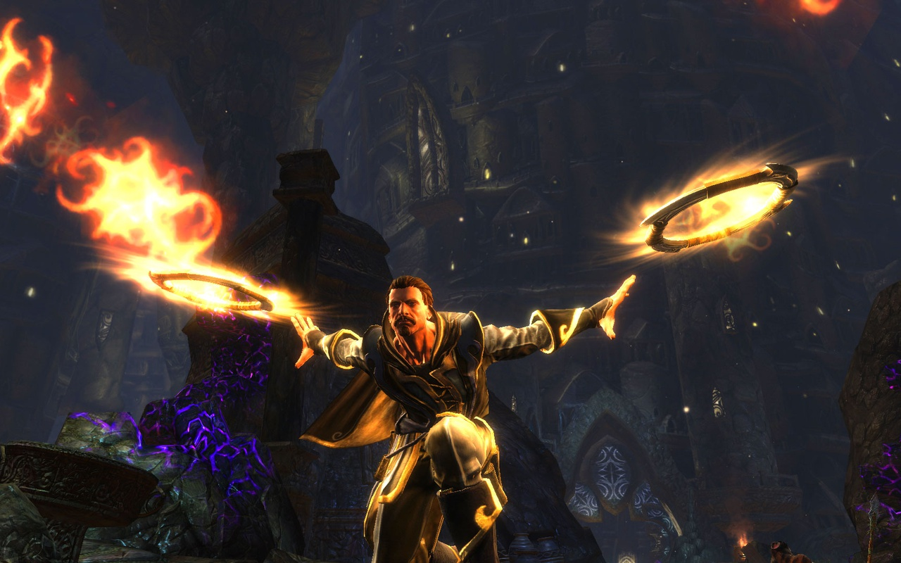 Preview Kindoms of Amalur: Reckoning