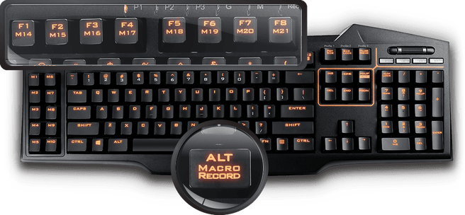 Asus Strix Strix Tactic Pro MX Brown