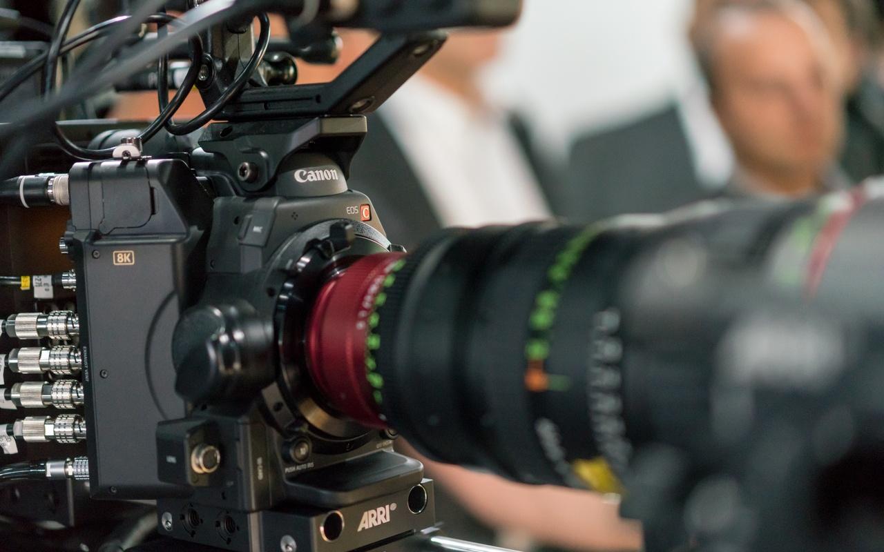 Canon 8k video