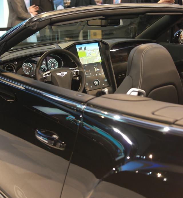 Cartech op CES 2013