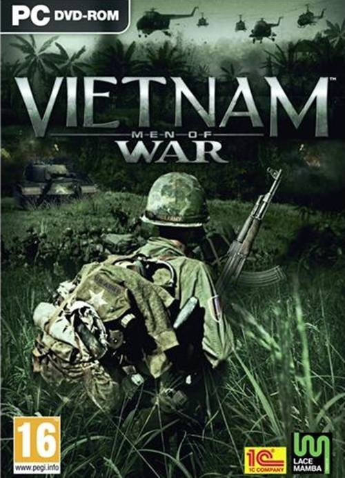 Men Of War: Vietnam, PC