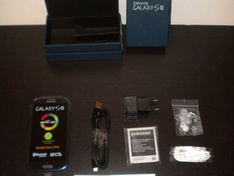 Inhoud van de doos (Samsung Galaxy SIII) 5