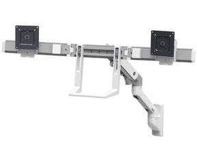 Ergotron HX Wall Dual Monitor Arm
