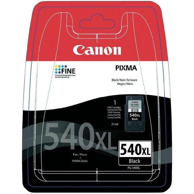 Canon Canon PG-540XL - zwart