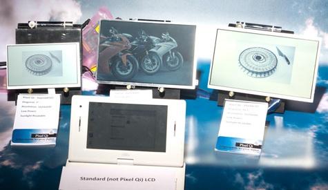 Pixel Qi-schermen