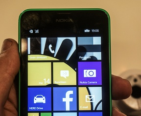 Nokia Lumia 630 Preview