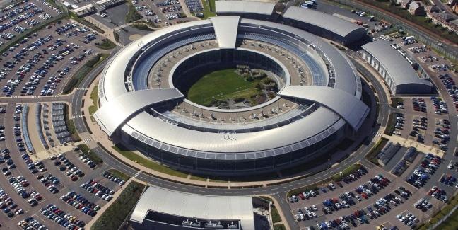 GCHQ hoofdkantoor