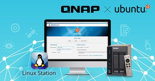 QNAP Ubuntu