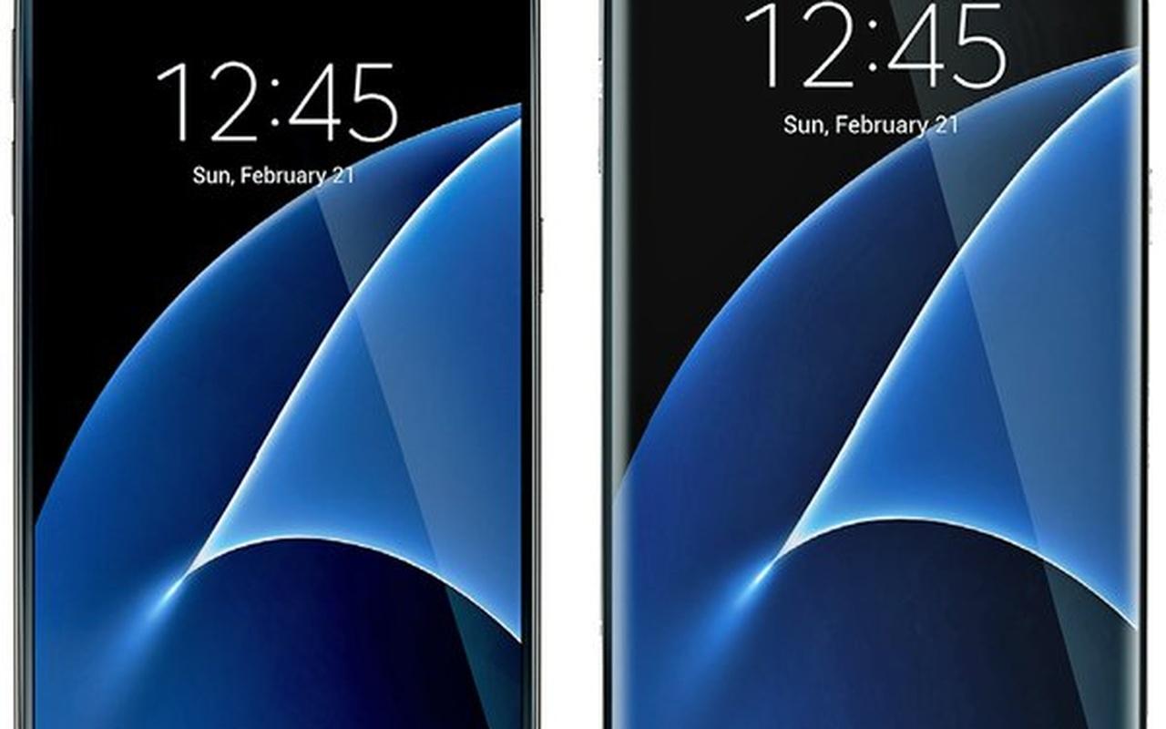 Samsung Galaxy S7 volgens EVLeaks