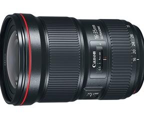 Canon EF 24-105mm II en 16-35mm III