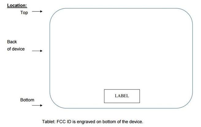Samsung Galaxy TabPro FCC-keuring