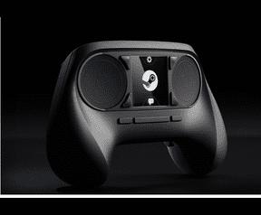 Ontwerp Steam Controller (september 2013)