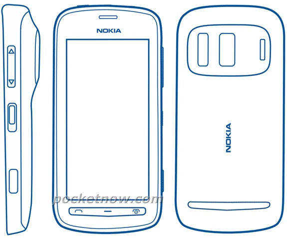 Nokia 803 uit handleiding