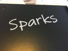 Sparks - unfinished