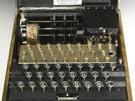 Enigma voorkant - geen rotors