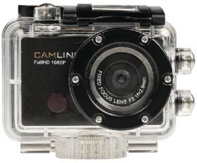 CamLink CL-AC20 Zwart