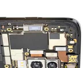Notificatieschakelaar OnePlus 6 (bron: iFixit)