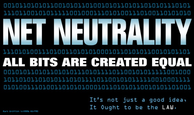 Netneutraliteit: all bits are created equal
