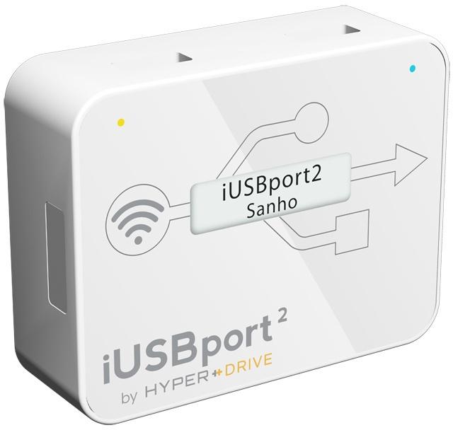 Hyperdrive iUSBport2