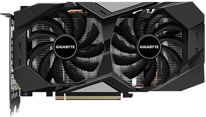 Gigabyte GeForce RTX 2060 D6 6G (rev. 2.0)