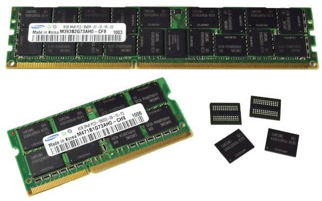 Samsung 40nm 4Gb-ddr3-chips