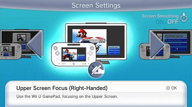 Nintendo Wii Mario Kart virtual dual screen